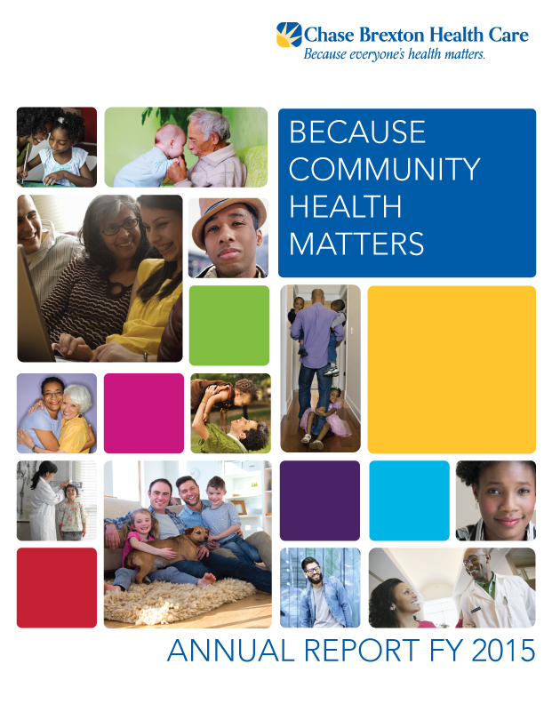 chase brexton health care annual report fy15