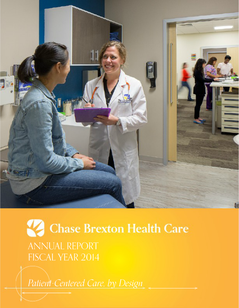 chase brexton health care annual report y14