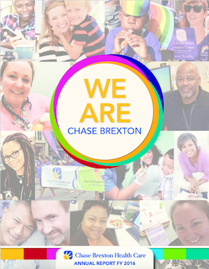 Chase Brexton 2016 Annual Report